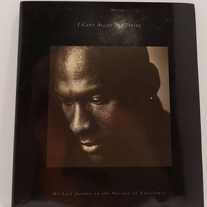 Michael Jordan on the Prusite of Excellent Book